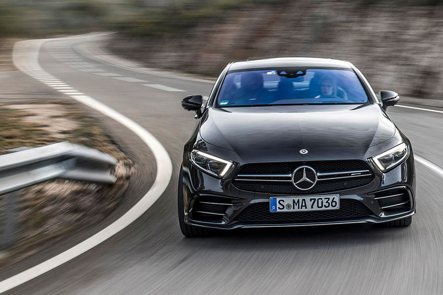 Xe Mercedes-AMG CLS 53