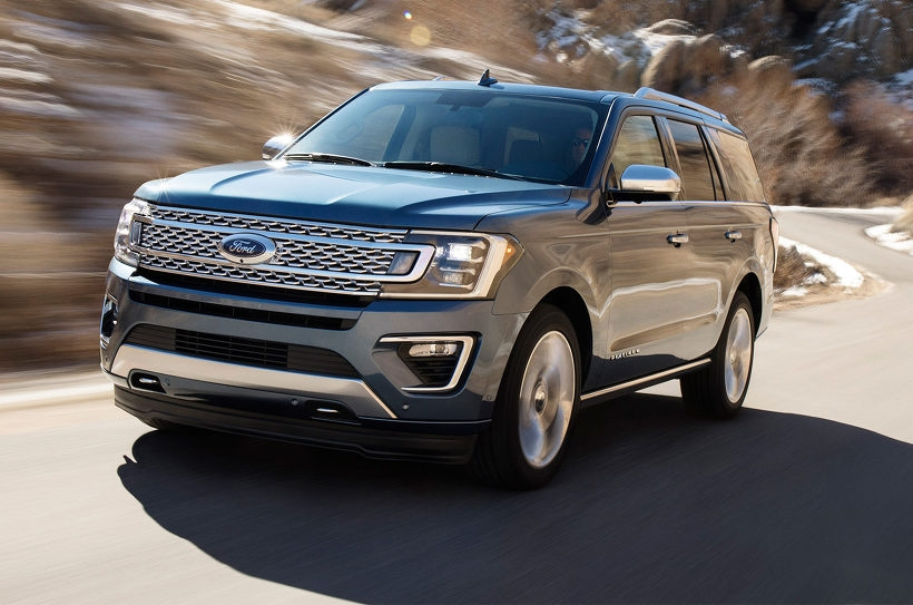 SUV tuyệt vời Ford Expedition
