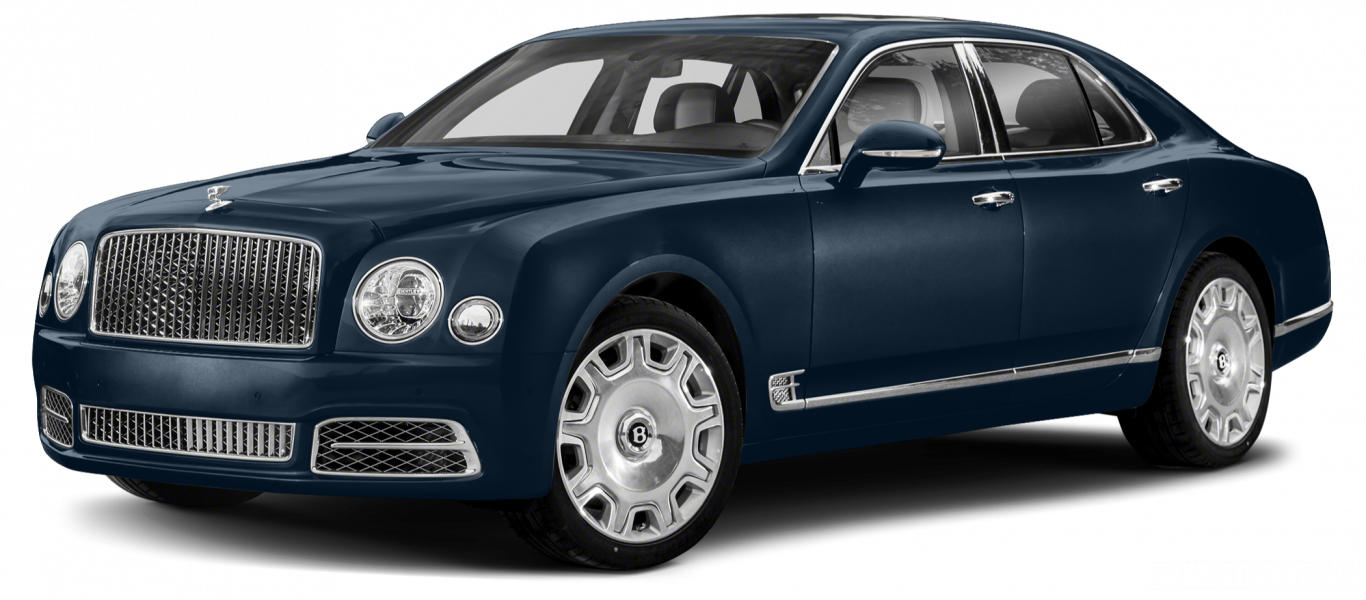 Bentley Mulsanne 6.8 V8
