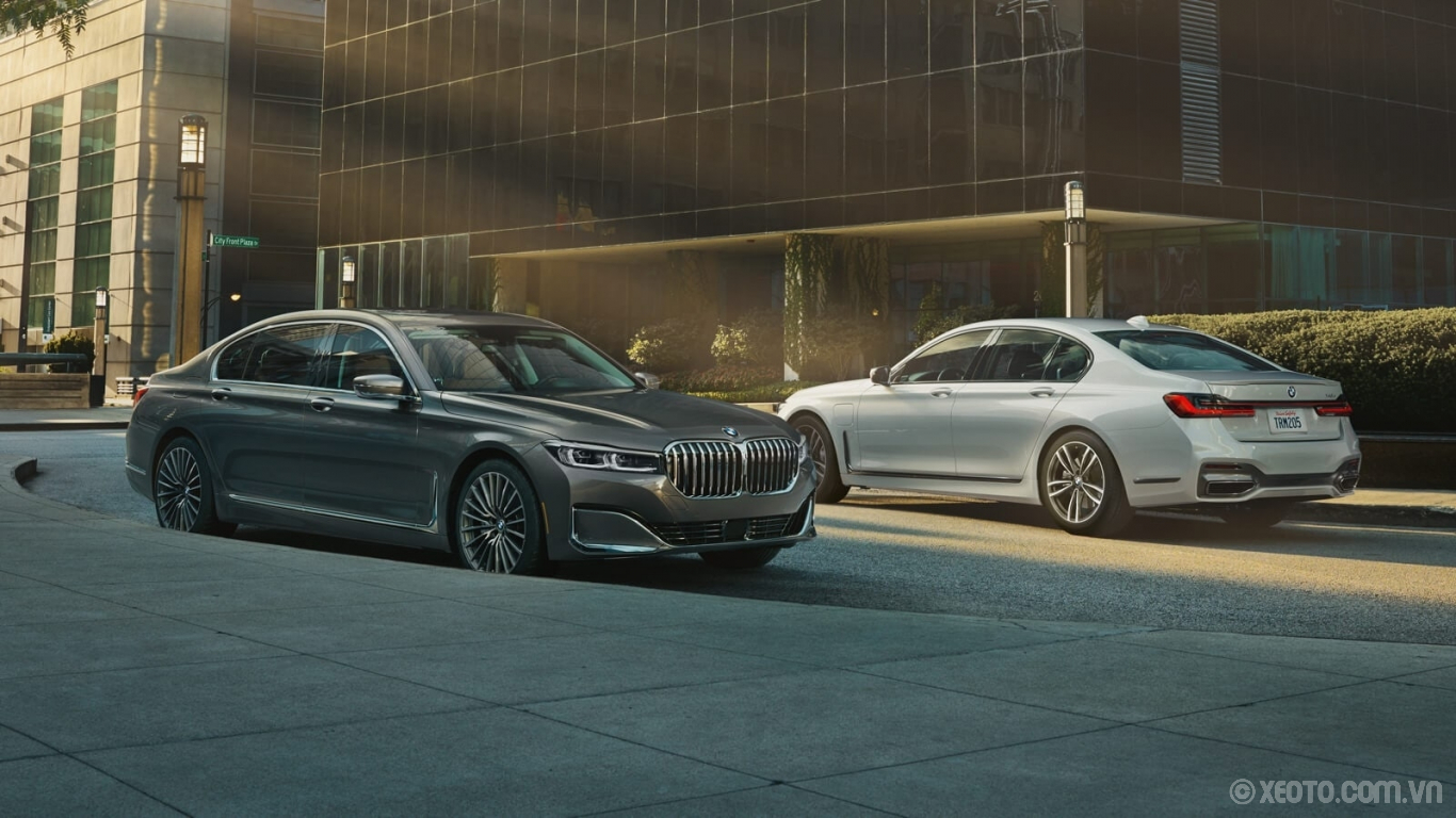 BMW 740Li 2020 hình ảnh ngoại thất Choose any color, engine size, or interior options: any iteration of The 7 will make you stop and look twice.