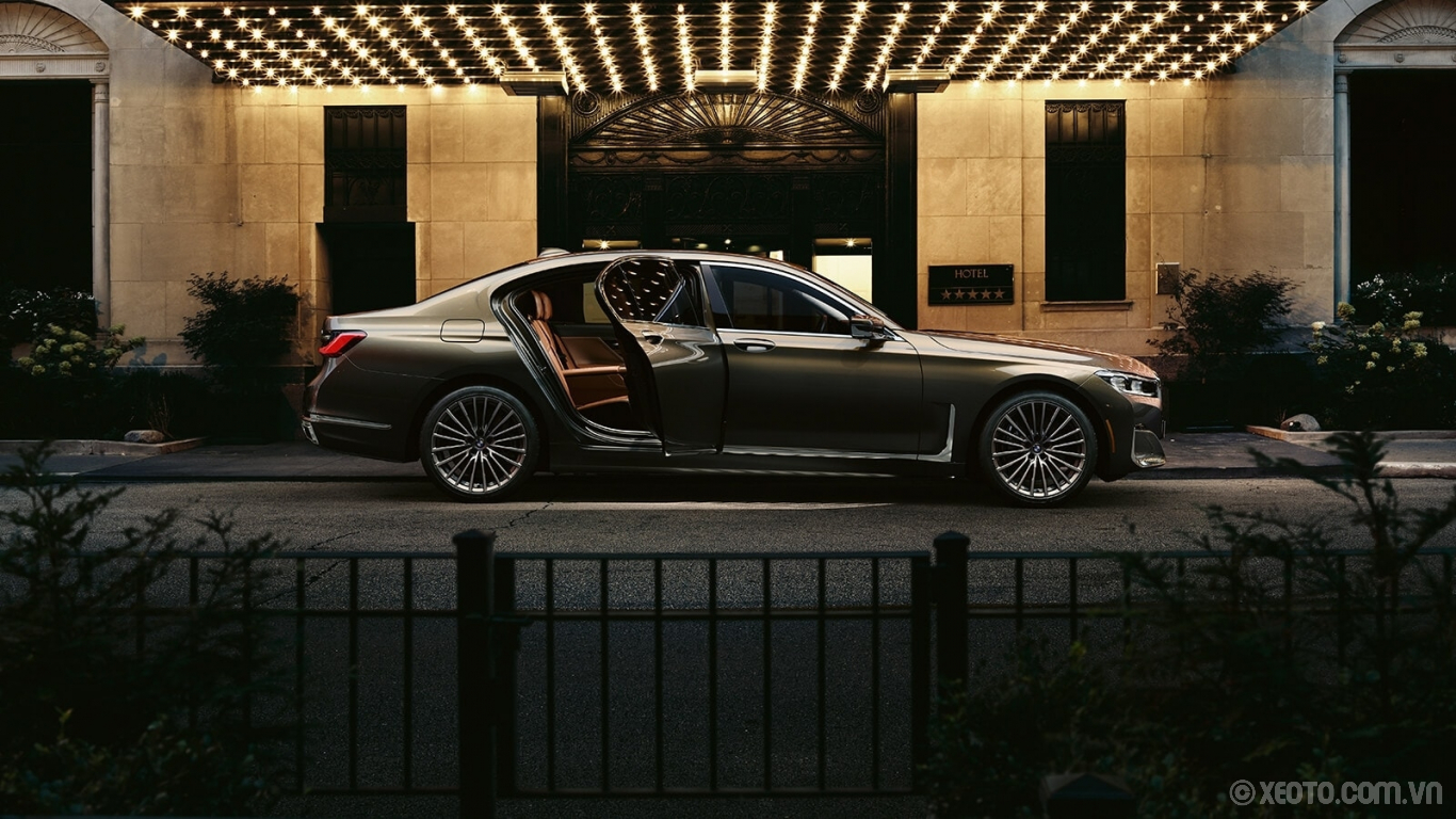 BMW 740Li 2020 hình ảnh ngoại thất Discover exceptional performance, luxury, and innovation in the one and only 7 Series Sedan.