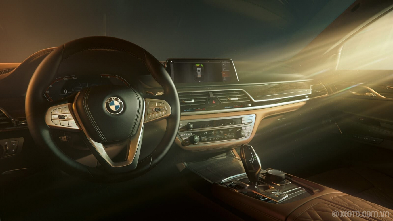 BMW 750Li 2020 hình ảnh nội thất Surround yourself with the most advanced BMW technology, developed to make every drive feel innovative.
