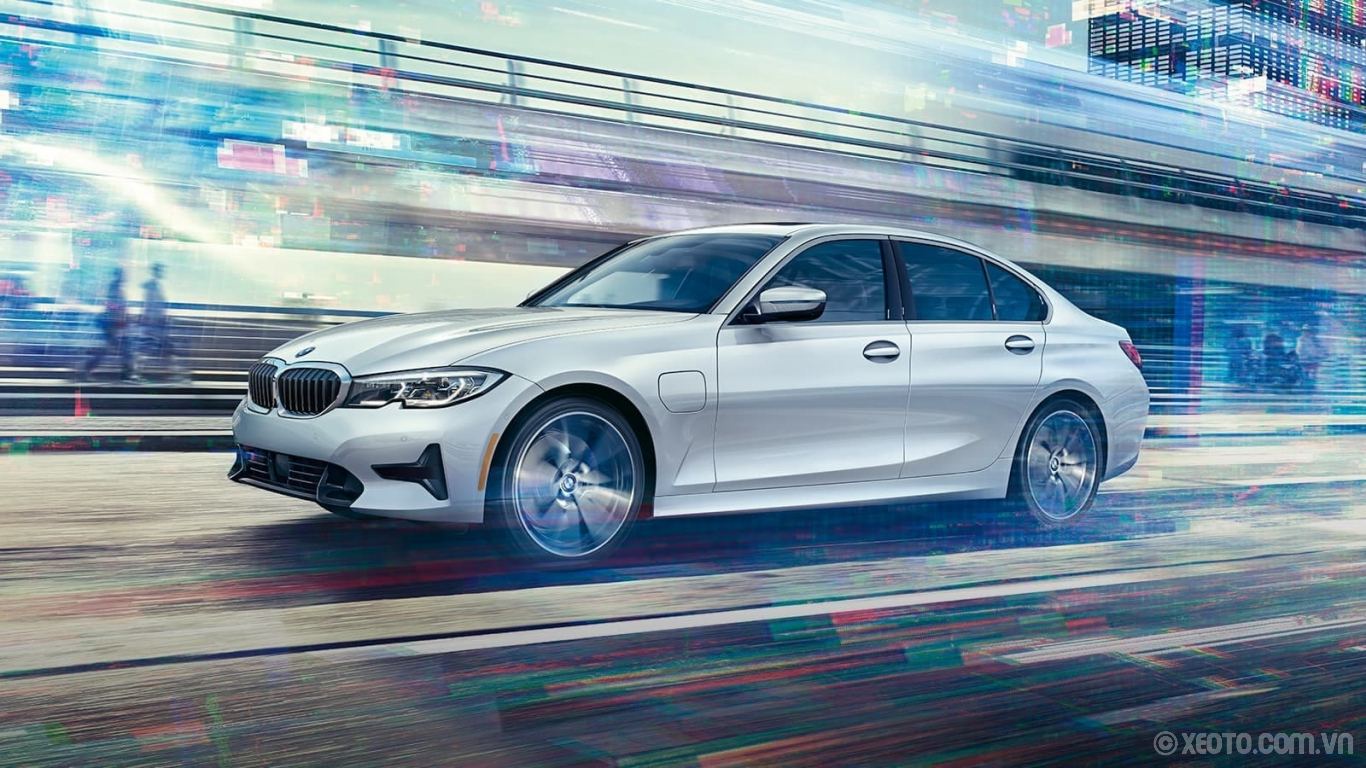 BMW M3 2020 hình ảnh ngoại thất The All-New BMW 330e plug-in hybrid lets you choose the mode that fits your drive, including an all-electric mode for shorter trips.