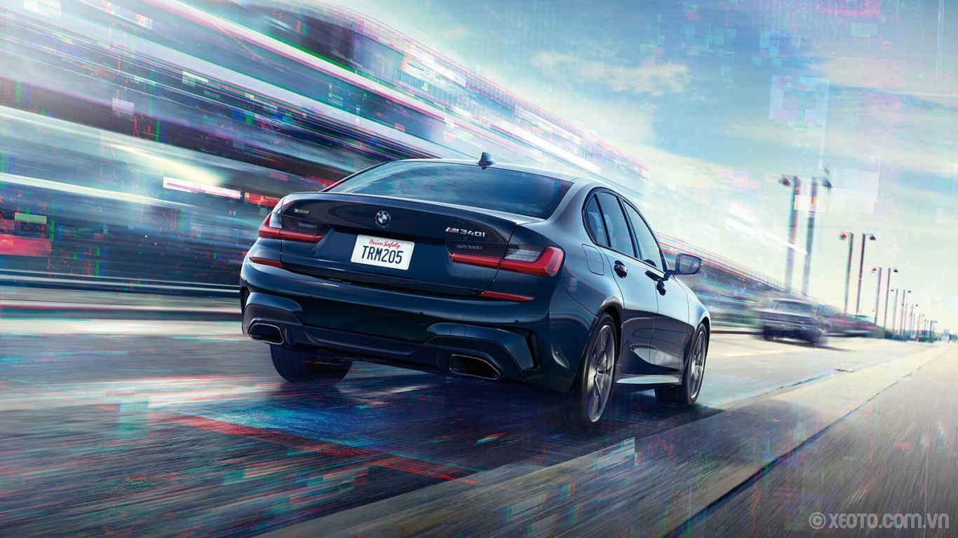 BMW M3 2020 hình ảnh ngoại thất With incredible horsepower, torque, and acceleration, the BMW M340i is ready to perform.