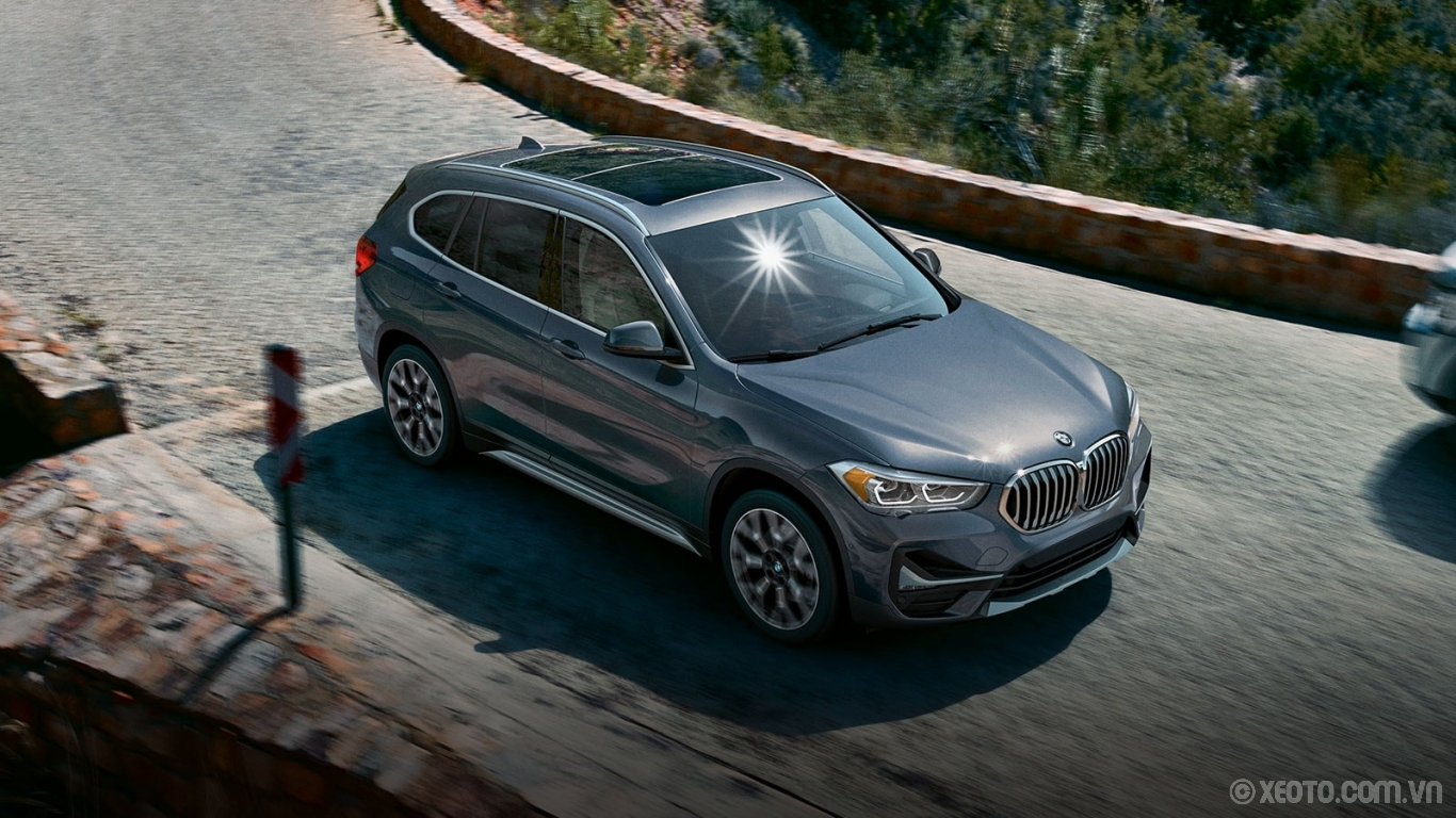 BMW X1 2020 hình ảnh ngoại thất The BMW X1 is the definition of versatility with its adaptable suspension and intuitive handling.