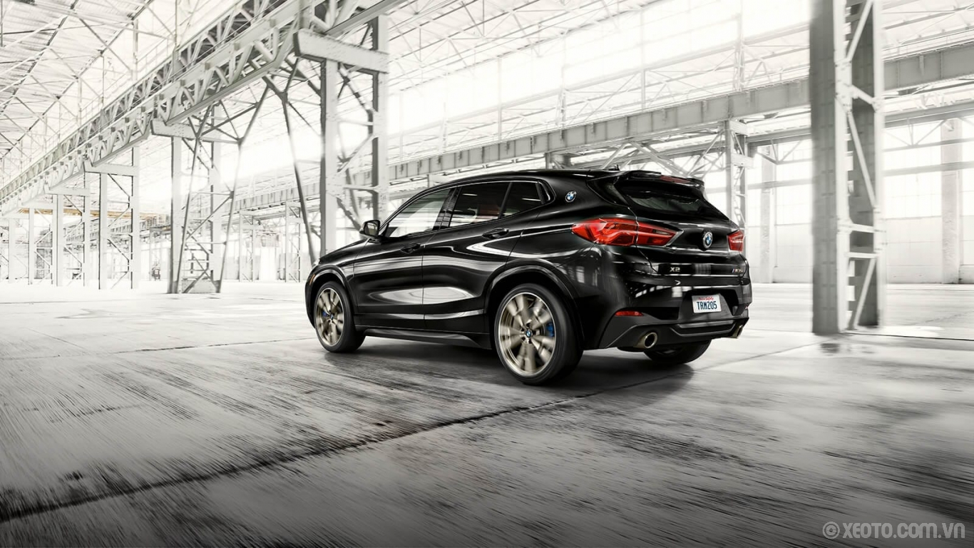 BMW X2 2020 hình ảnh ngoại thất BMW M developed a 4-cylinder engine and front-axle M Sport Differential especially for the BMW X2 M35i – marking a new chapter in performance history.