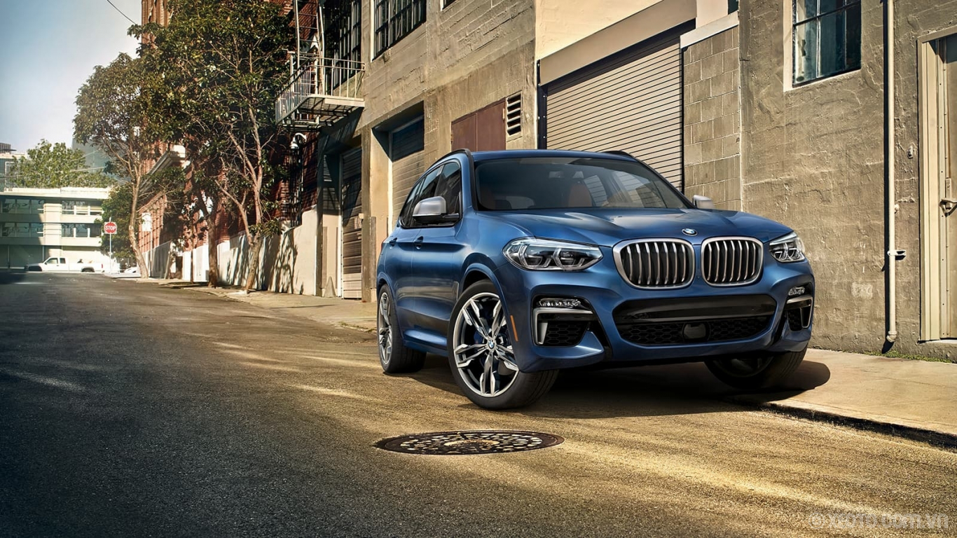 BMW X3 2020 hình ảnh ngoại thất Make a statement with the unmistakable style and 21