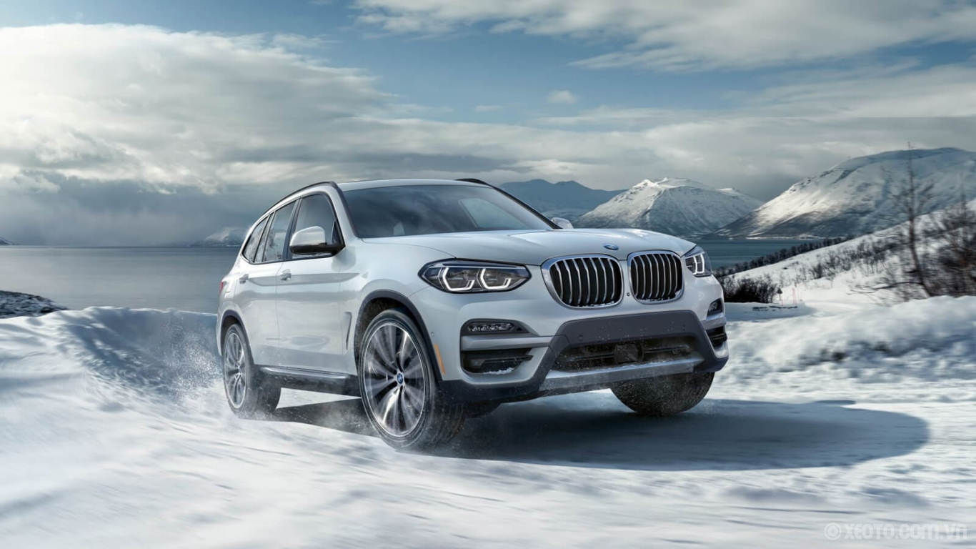 BMW X3 2020 hình ảnh ngoại thất The BMW X3 xDrive30e combines plug-in hybrid performance with SAV capabilities for efficiency without limitations.