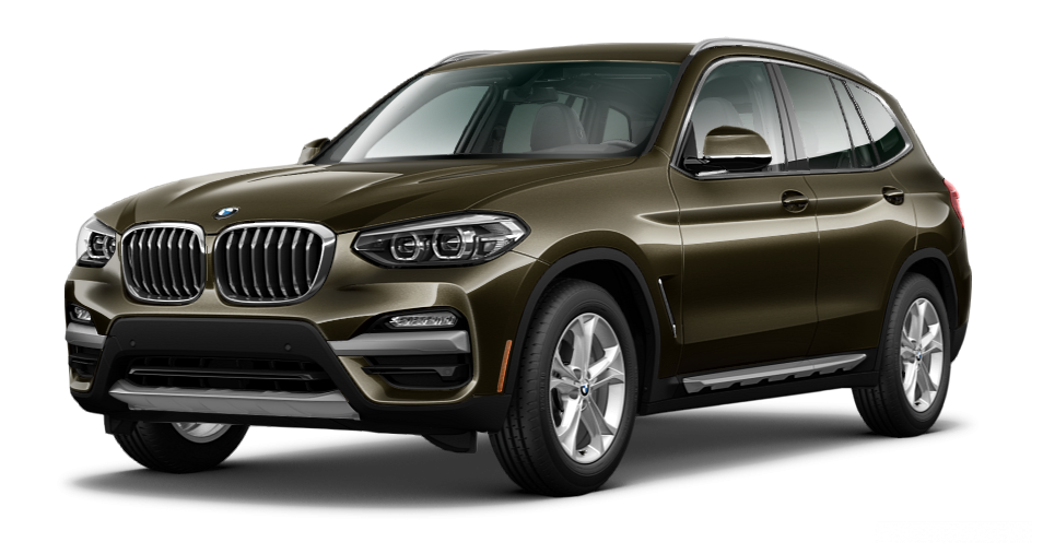 BMW X3 2.0 20I AT 4WD