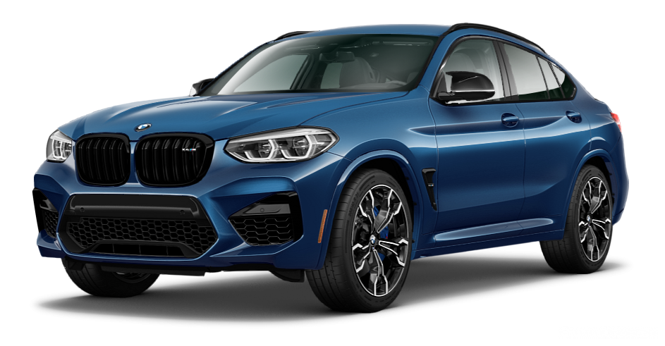 BMW X4 M Competition 3.0 I6 2021