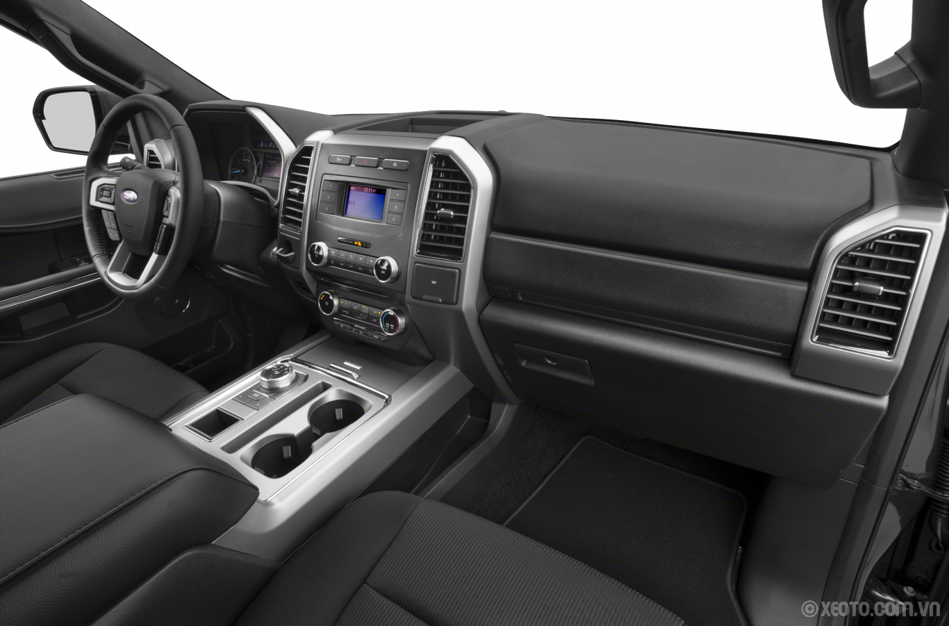 Ford Expedition 2020 hình ảnh nội thất Interior Profile