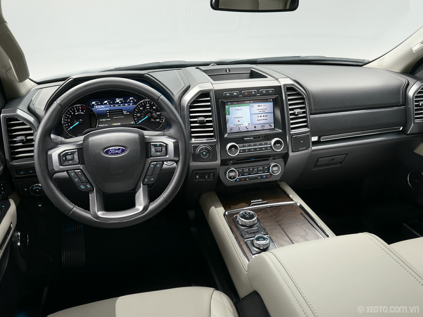 Ford Expedition 2020 hình ảnh nội thất OEM Interior Primary