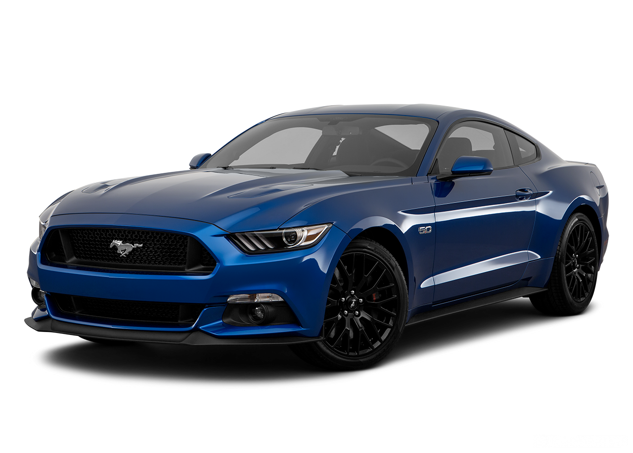 Xe Ford Mustang 2020