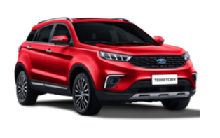 Ford Territory Trend