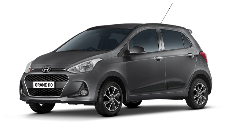 Hyundai Grand i10 Hatchback 1.0 MT Base