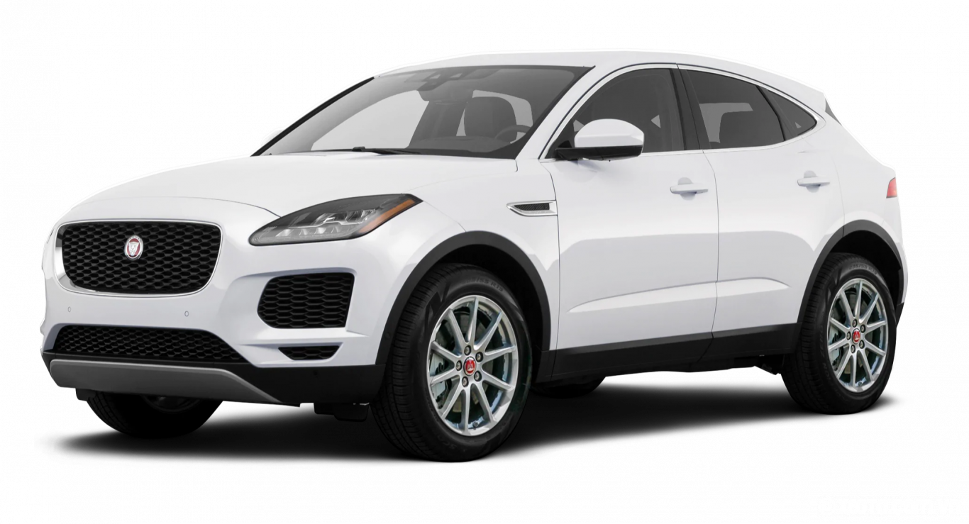 Jaguar E-Pace 2.0L I4 Tubrocharged R-Dynamic 2020