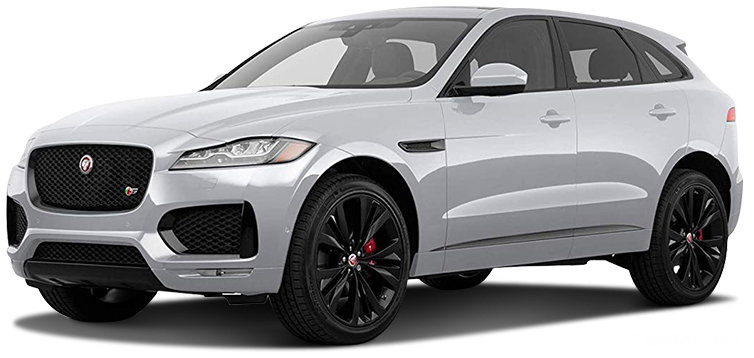 Jaguar F-Pace 2.0L I4 Tubrocharged Pure