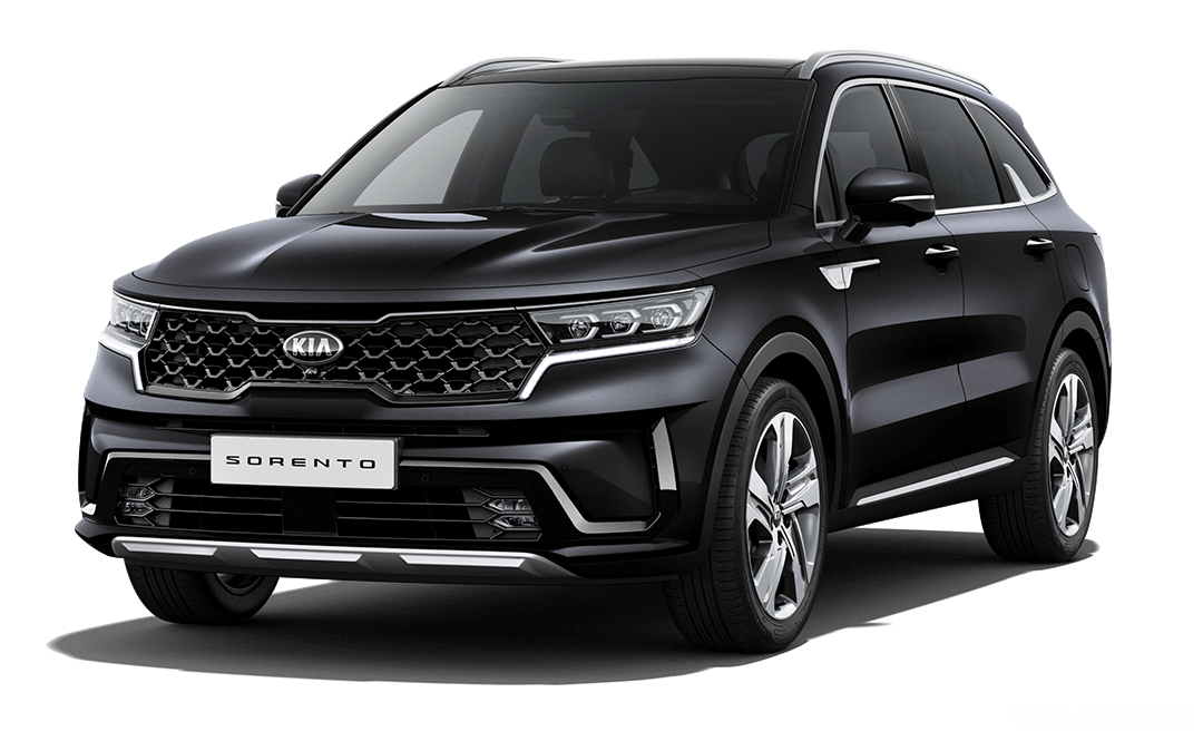 Kia Sorento 2.2D Luxury 2021
