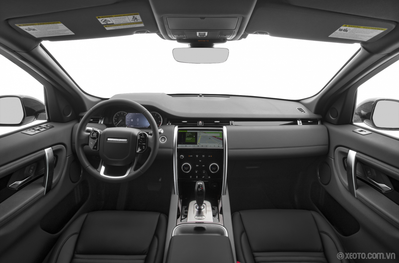 Land Rover Discovery Sport 2020 hình ảnh nội thất Front seat (full)