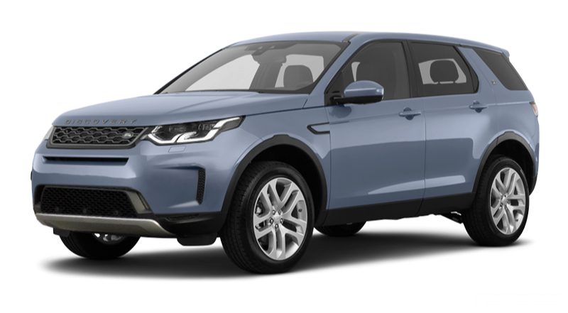 Land Rover Discovery Sport 2.0L I4 Turbocharged HSE Luxury 2020