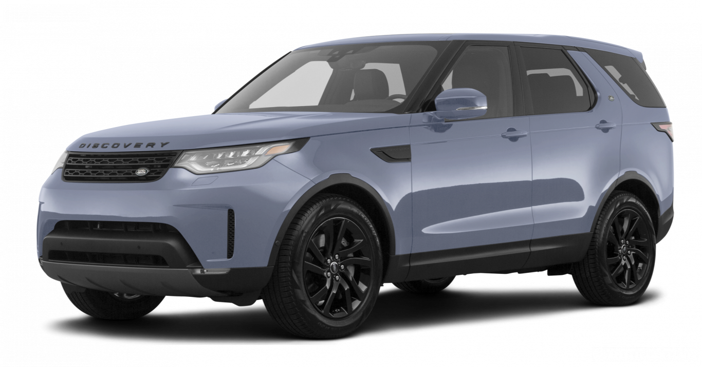 Land Rover Discovery 2.0L I4 Turbocharged HSE Luxury 2020