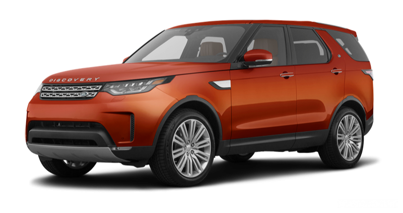 Land Rover Discovery 2.0L I4 Turbocharged HSE