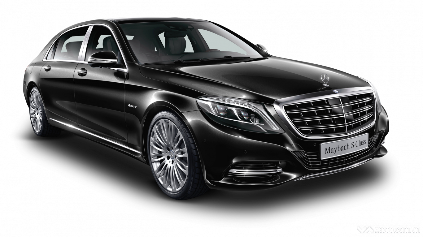 Mercedes-Maybach S400