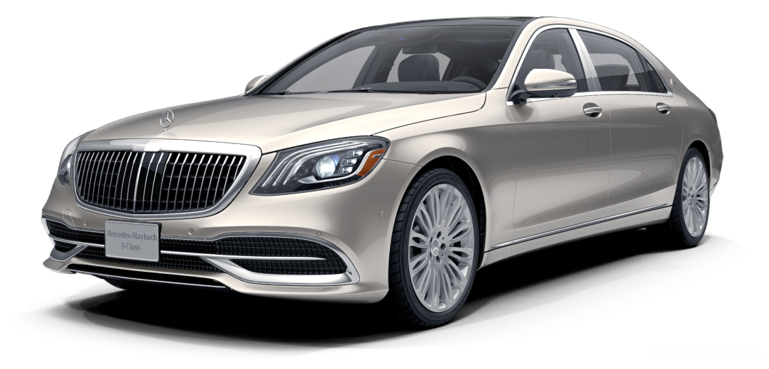 Mercedes-Maybach S560 2020