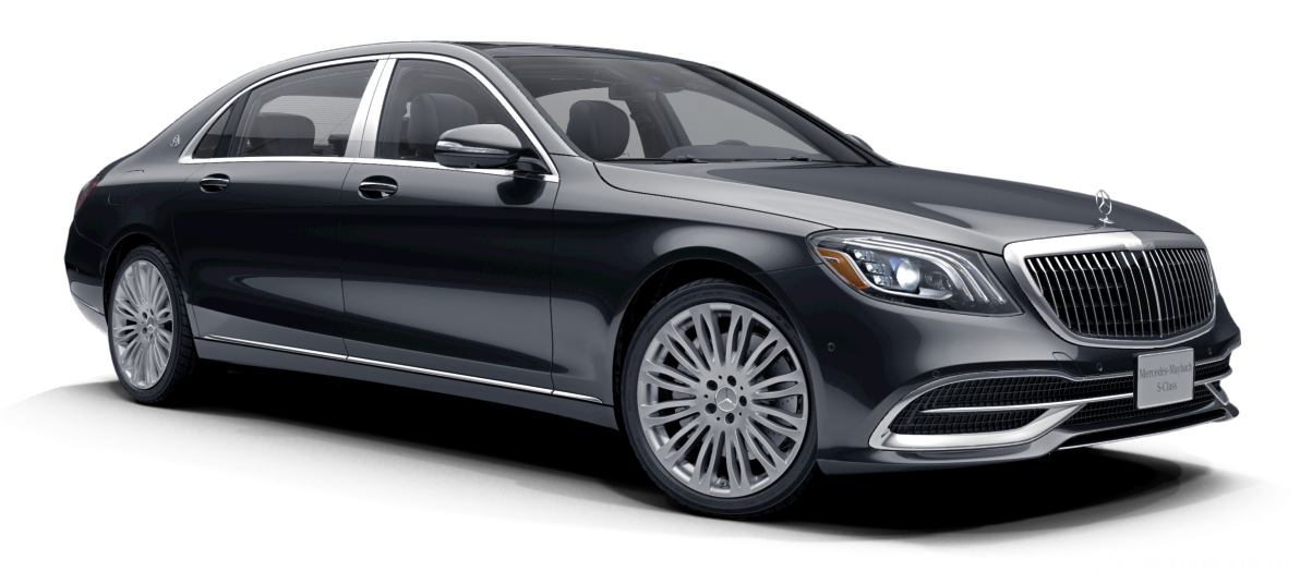 Mercedes-Maybach S600 6.0 V12 Biturbo