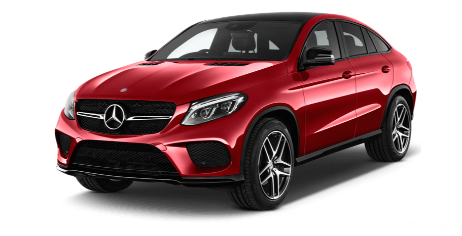 Mercedes-Benz GLE 400 4Matic Coupe 2020