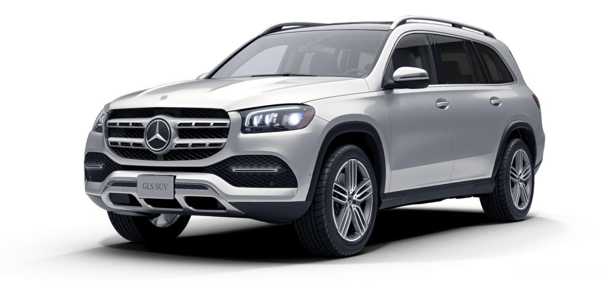 Mercedes-Benz GLS 350d 2020