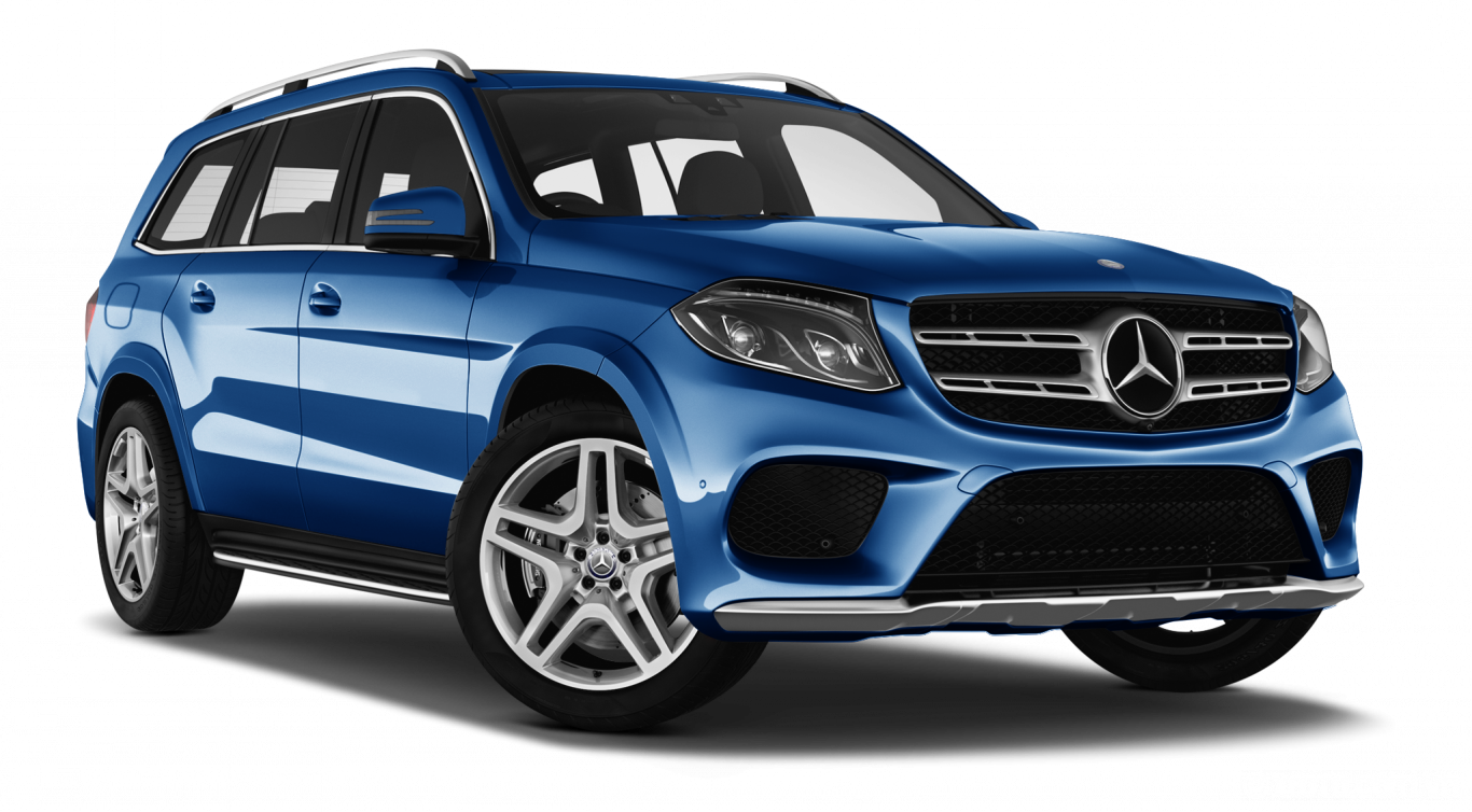 Mercedes-Benz GLS450 2021