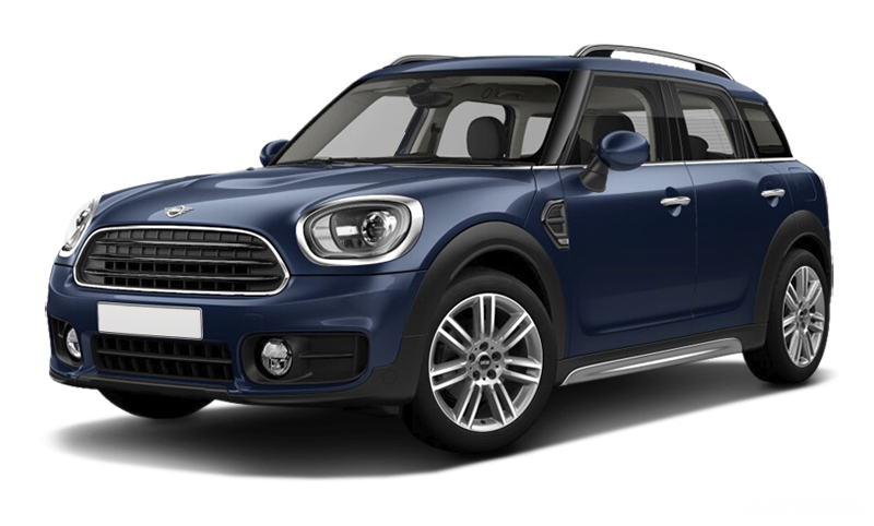 MINI Countryman John Cooper Works ALL4