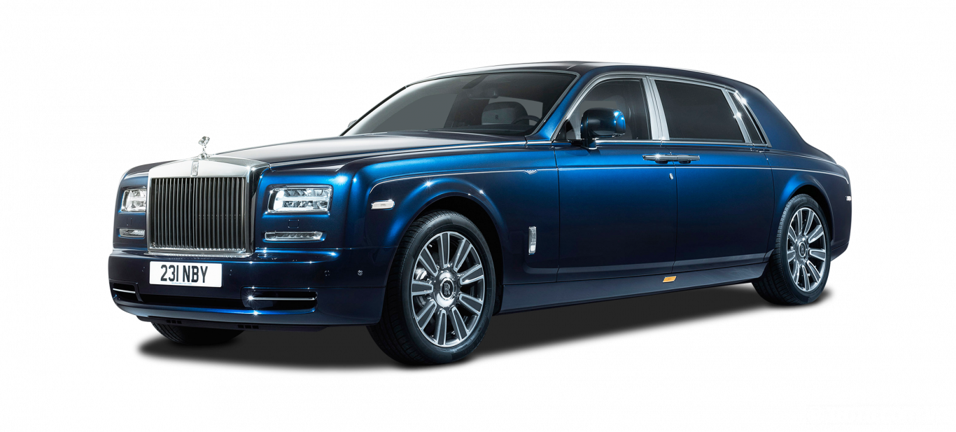 Rolls-Royce Phantom 2020