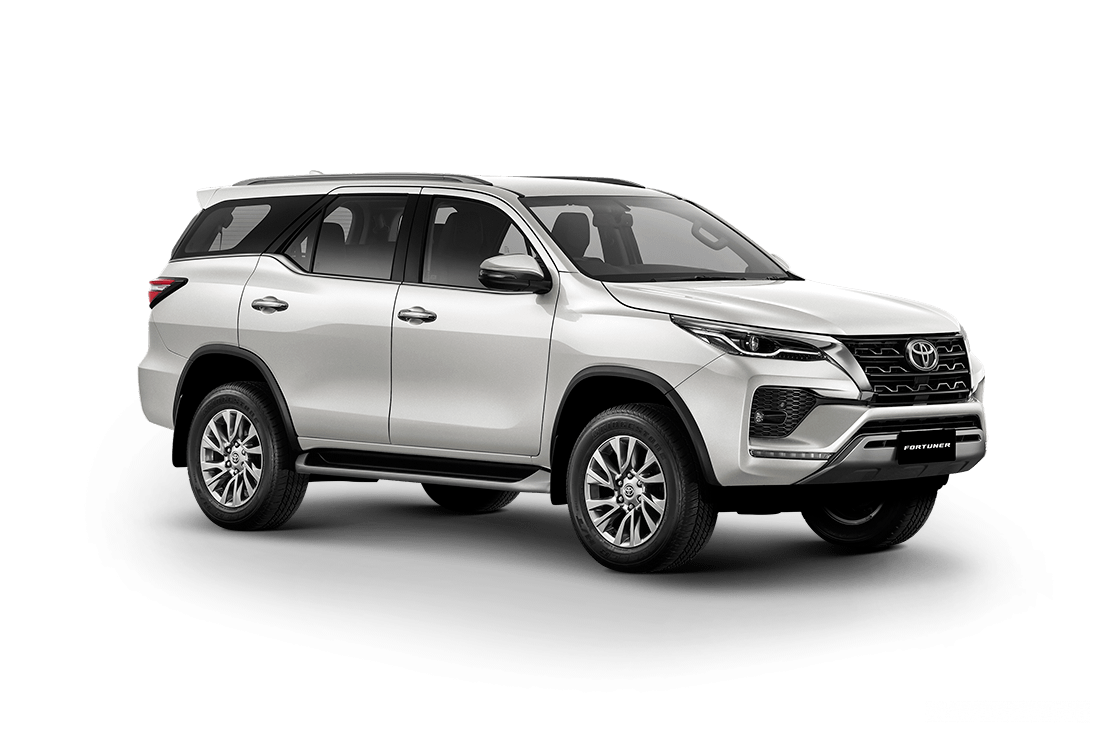 Thiết kế Fortuner mới