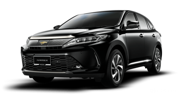 Toyota Harrier 2021