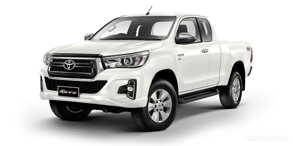 Xe Toyota Hilux 2020