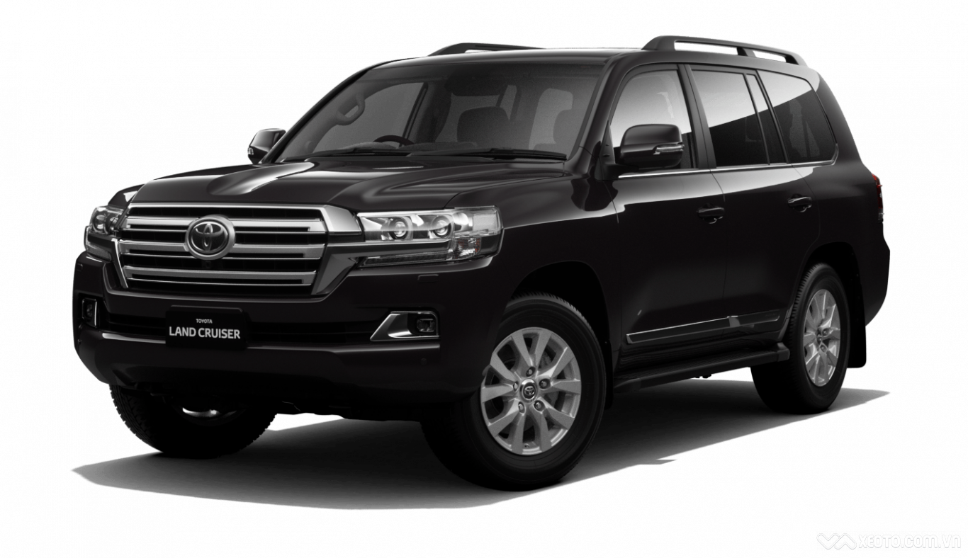 Toyota Land Cruiser 2021