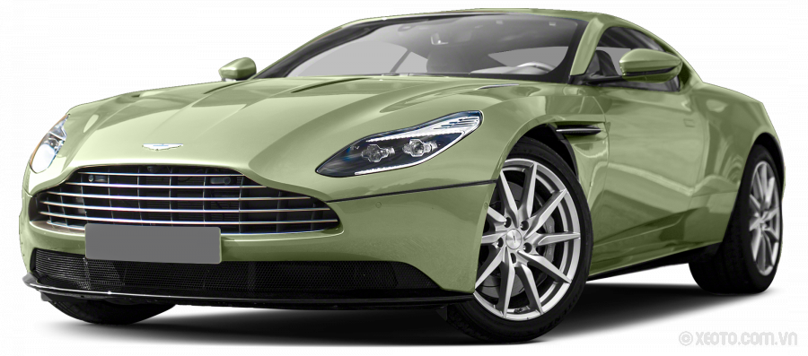 Aston Martin DB11 2020 Màu Appletree Green