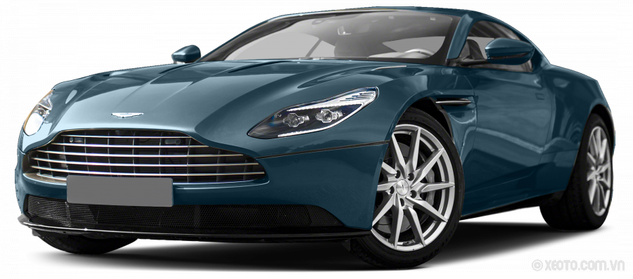 Aston Martin DB11 2020 Màu Intense Blue