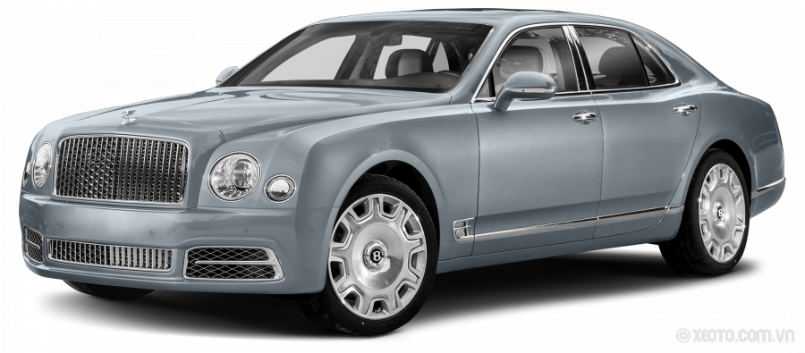 Bentley Mulsanne 2020 Màu Fountain Blue Metallic