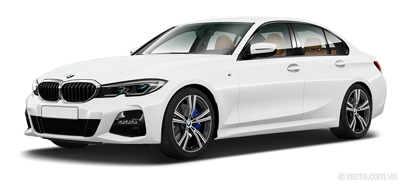 BMW 320i 2020 Màu Snow white