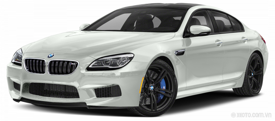 BMW M6 2020 Màu Alpine White