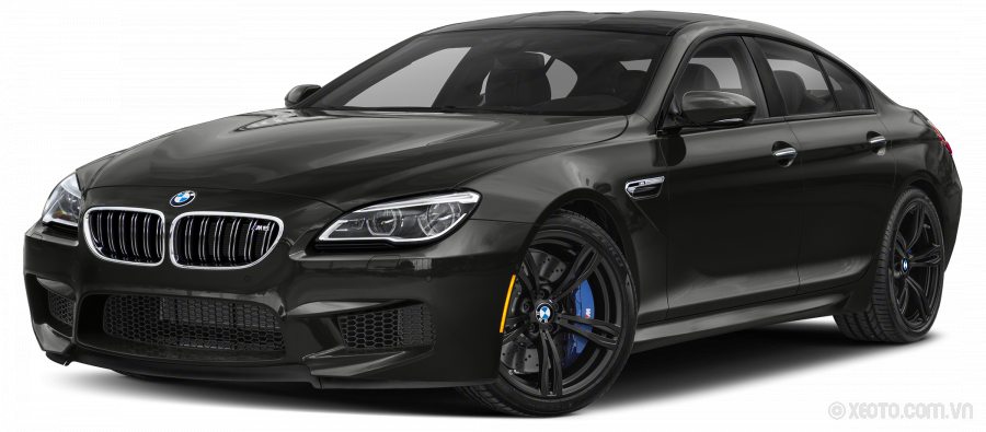 BMW M6 2020 Màu Citrin Black Metallic