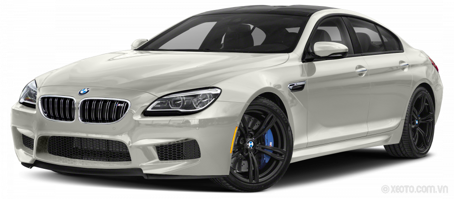 BMW M6 2020 Màu Frozen Brilliant White Metallic