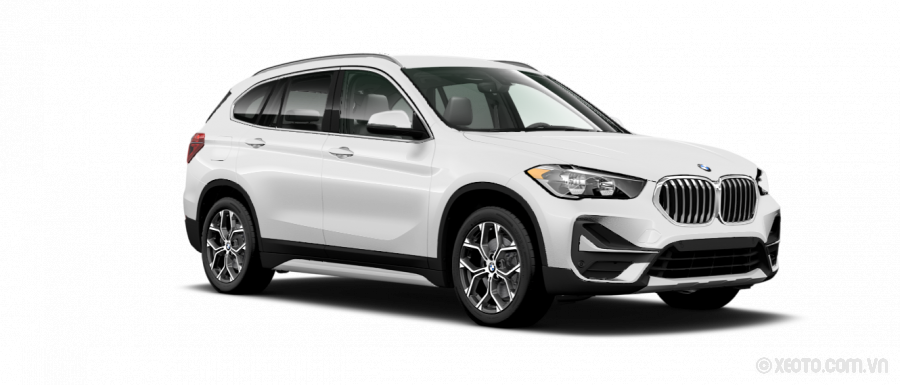 BMW X1 2020 Màu Alpine White