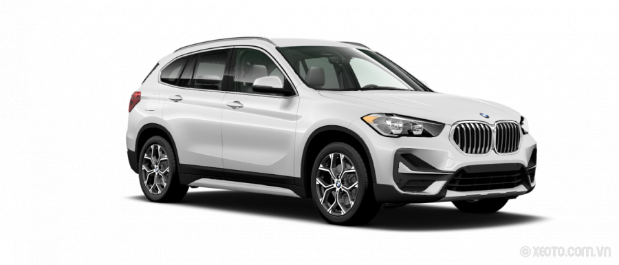 BMW X1 2020 Màu Mineral White Metallic