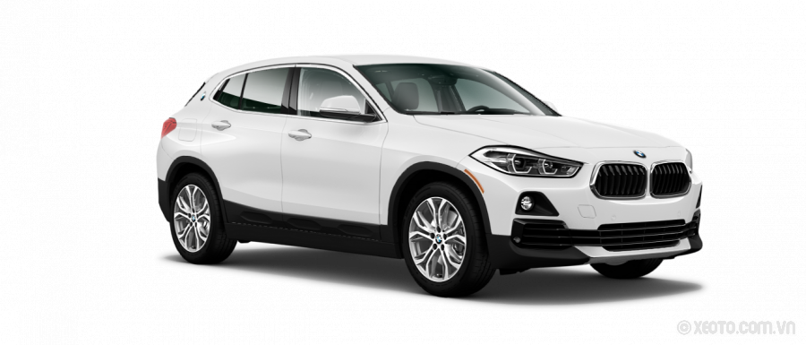 BMW X2 2020 Màu Alpine White