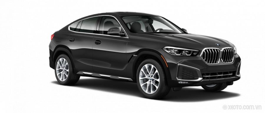 BMW X6 2020 Màu Dark Graphite Metallic