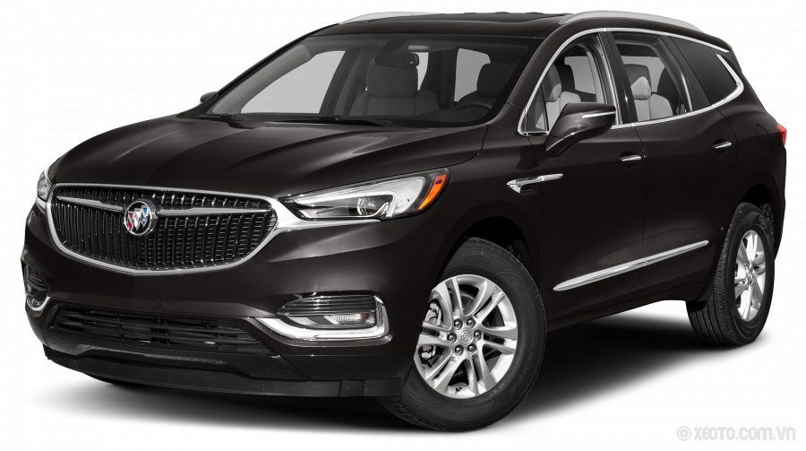 Buick Enclave 2020 Màu Ebony Twilight Metallic